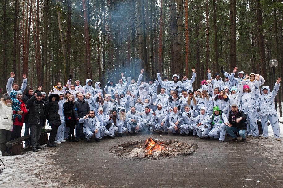Корпоративный Новый год 2018 ACTIONPAY